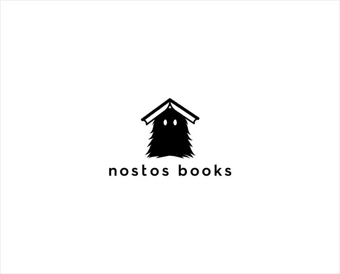 nostos booksのロゴが出来るまで