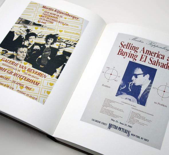 Die Gesamten Plakate 1977-1997 | Martin Kippenberger マーティン・キッペンバーガー