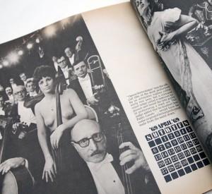 Avant Garde #4 | ラルフ・ギンズバーグ、ハーブ・ルバリン