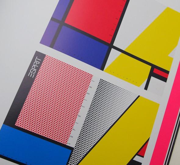 ESPRIT's Graphic Work 1984-1986