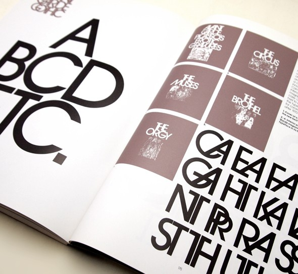 Herb Lubalin : Art Director, Graphic Designer and Typographer | ハーブ・ルバリン