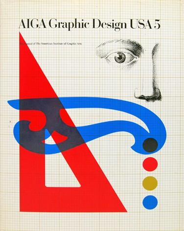 Aiga Graphic Design USA 5 | ポール・ランド、ミルトン・グレイサー、シーモア・クワスト