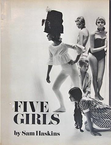 Sam Haskins サム・ハスキンス 写真集 | Five Girls