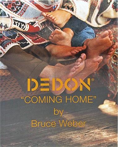 Dedon: Coming Home | Bruce Weber ブルース・ウェーバー 写真集