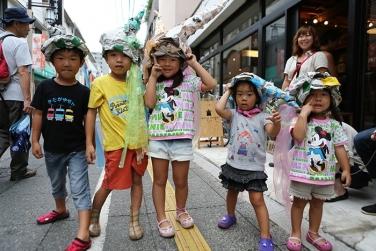 松陰神社前商店街 夏の縁日