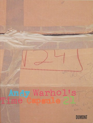 Andy Warhol: Time Capsule 21 | アンディ・ウォーホル 作品集