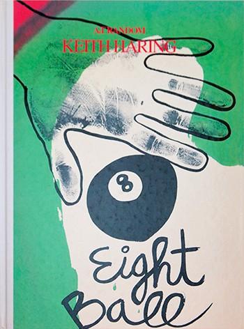 Eight Ball | キース・ヘリング 作品集