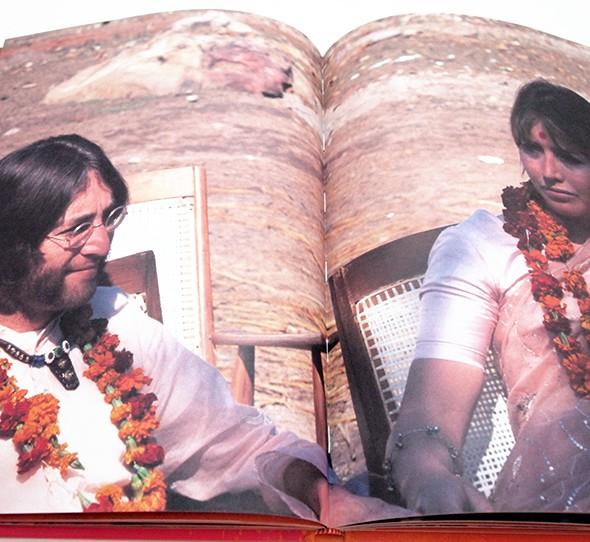 Beatles in Rishikesh | ポール・サルツマン 写真集