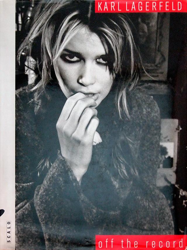 カール・ラガーフェルド Karl Lagerfeld 写真集 | Off the Record