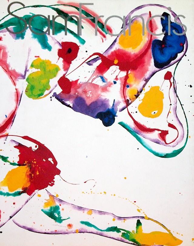 出光コレクションによるサム・フランシス展 | サム・フランシス 作品集