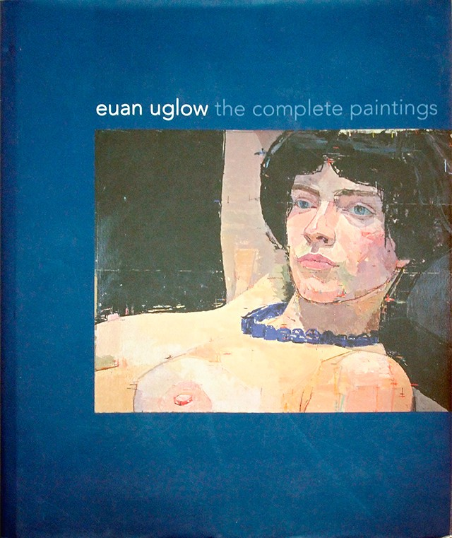 The Complete Paintings | ユアン・アグロー Euan Uglow 作品集