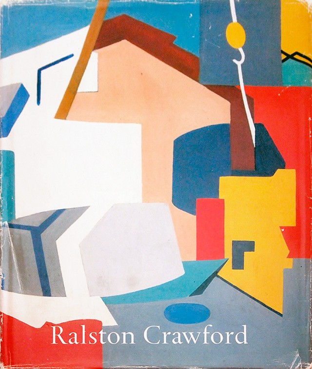 Ralston Crawford: Painting and Visual Experience | ラルストン・クロフォード 作品集