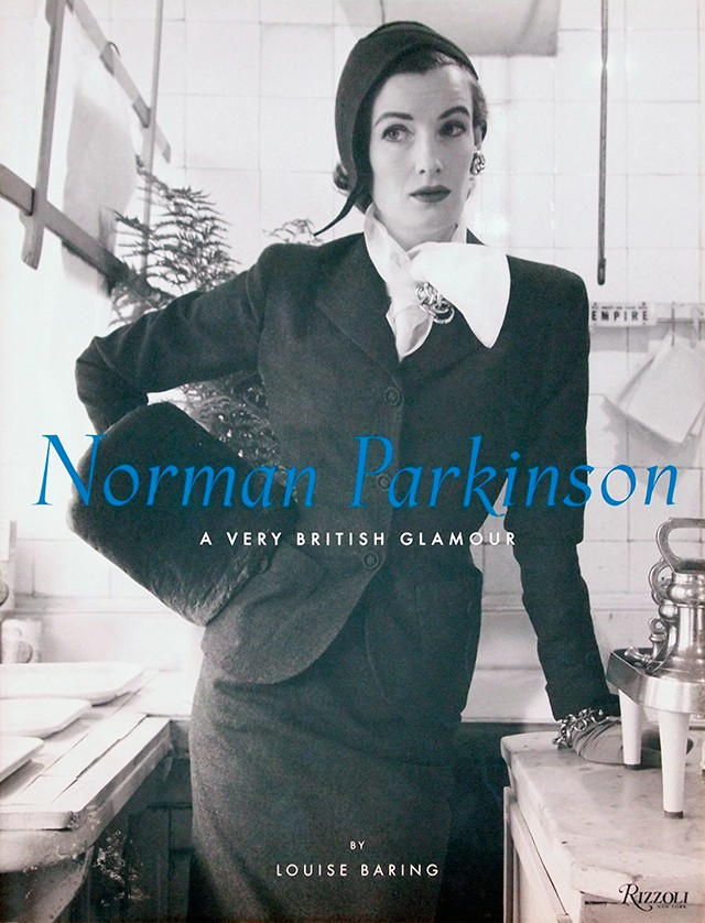 ノーマン・パーキンソン 写真集 | Norman Parkinson: A Very British Glamour
