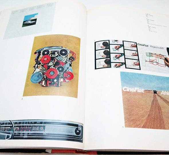 Pubblicita in Italia 70/71 | L′ufficio moderno