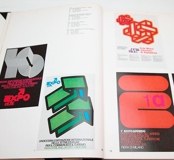 Pubblicita in Italia 76/77 | L′ufficio moderno