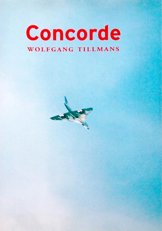 Concorde | ヴォルフガング・ティルマンス Wolfgang Tillmans 写真集