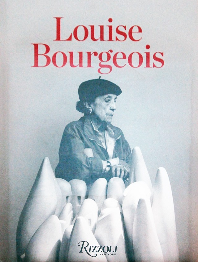 Louise Bourgeois | ルイーズ・ブルジョワ 大判作品集