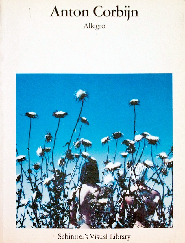 Allegro | アントン・コービン 写真集