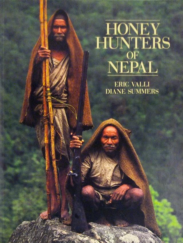 Honey Hunters of Nepal | エリック・ヴァリ 写真集