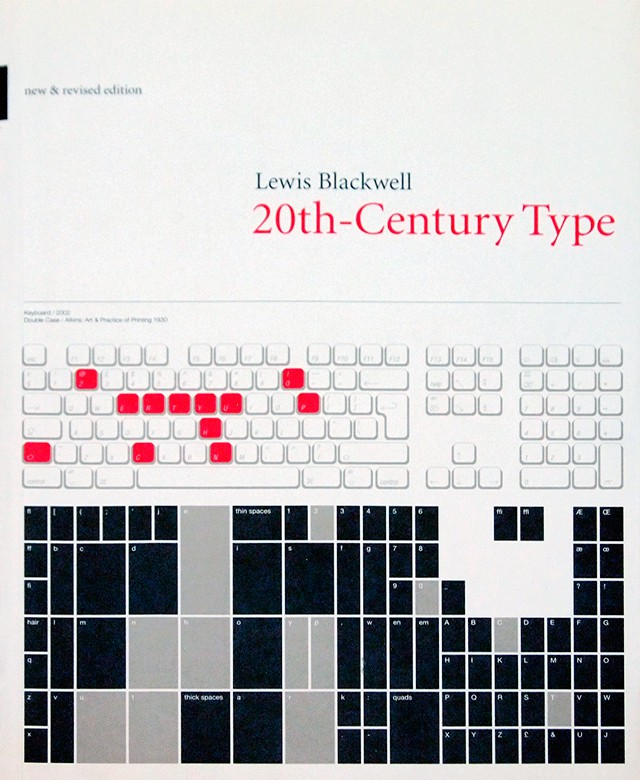 20th-Century Type: New and Revised Edition | Lewis Blackwell
