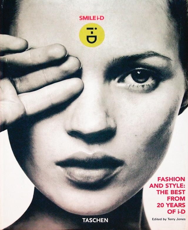 Smile I-D : The Best from 20 Years of I-D | Terry Jones テリー・ジョーンズ
