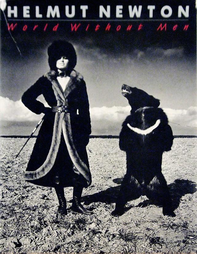 Helmut Newton ヘルムート・ニュートン 写真集 | World Without Men
