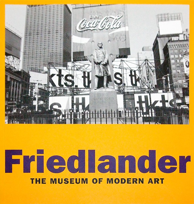 Friedlander | リー・フリードランダー 写真集
