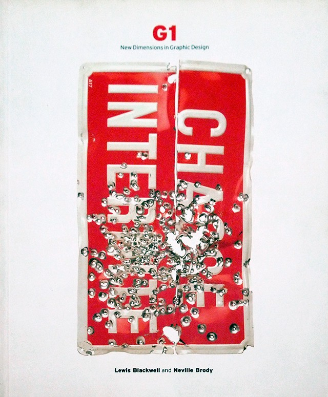 G1 New Dimensions in Graphic Design | Neville Brody、Lewis Blackwell