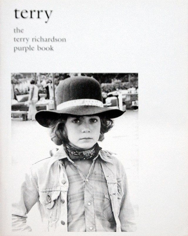 テリー・リチャードソン 写真集 | Terry : the Terry Richardson Purple Book