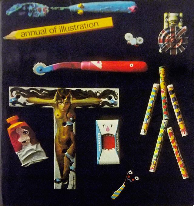 年鑑イラストレーション 1968 | 東京イラストレーターズ・クラブ