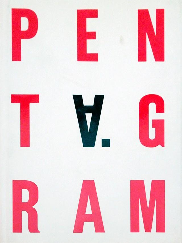 Pentagram V | ペンタグラム 作品集
