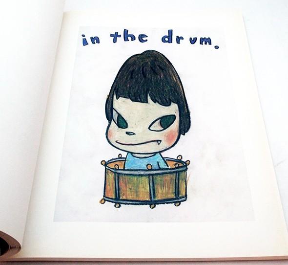 DRAWING FILE | 奈良美智