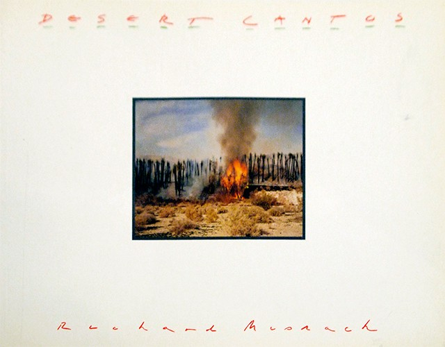 Desert Cantos | Richard Misrach リチャード・ミズラック 写真集