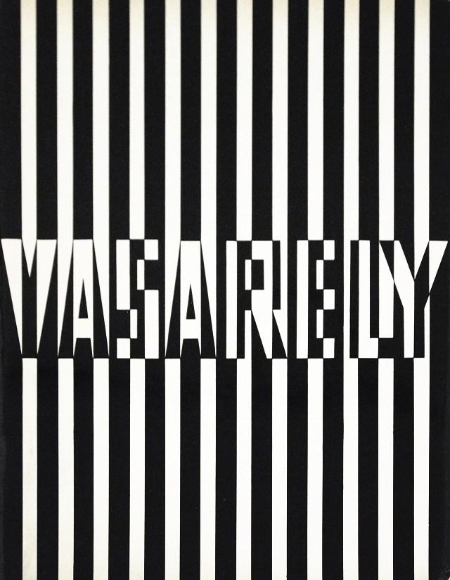 ヴィクトル・ヴァザルリ 作品集   Victor Vasarely: Plastic Arts of the 20th Century