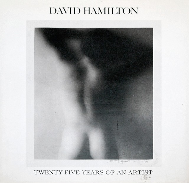 デイヴィッド・ハミルトン David Hamilton 写真集 | Twenty Five Years of an Artist