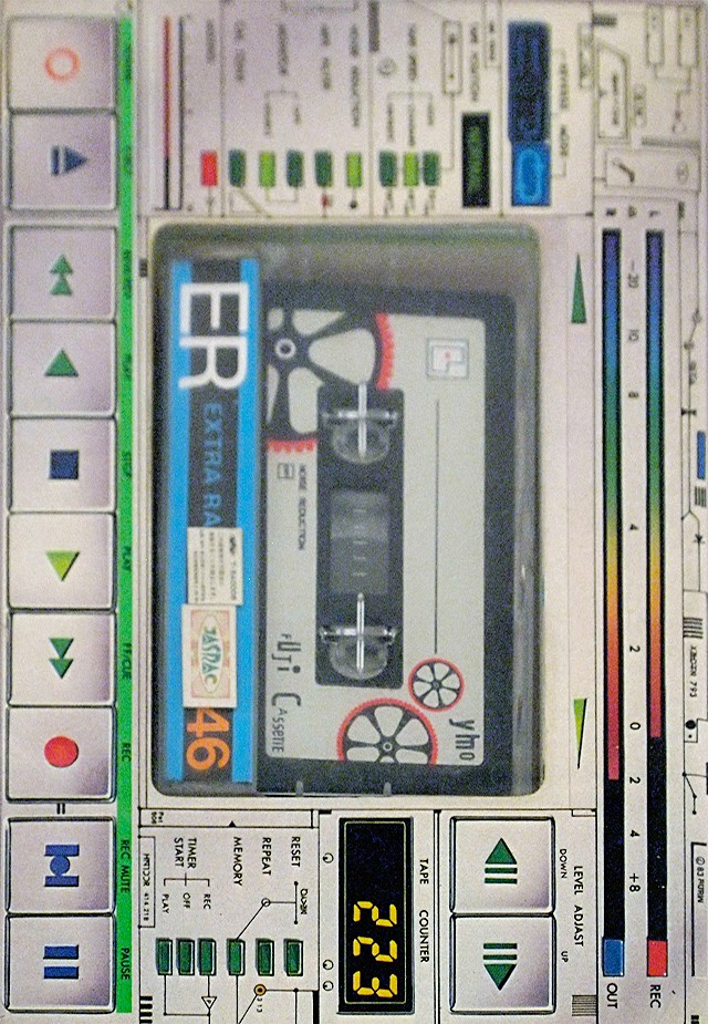 テクノポリス | YMO ブックカセット
