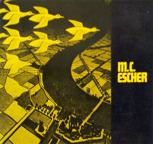 マウリッツ・エッシャー 図録 | エッシャー展カタログ 1981