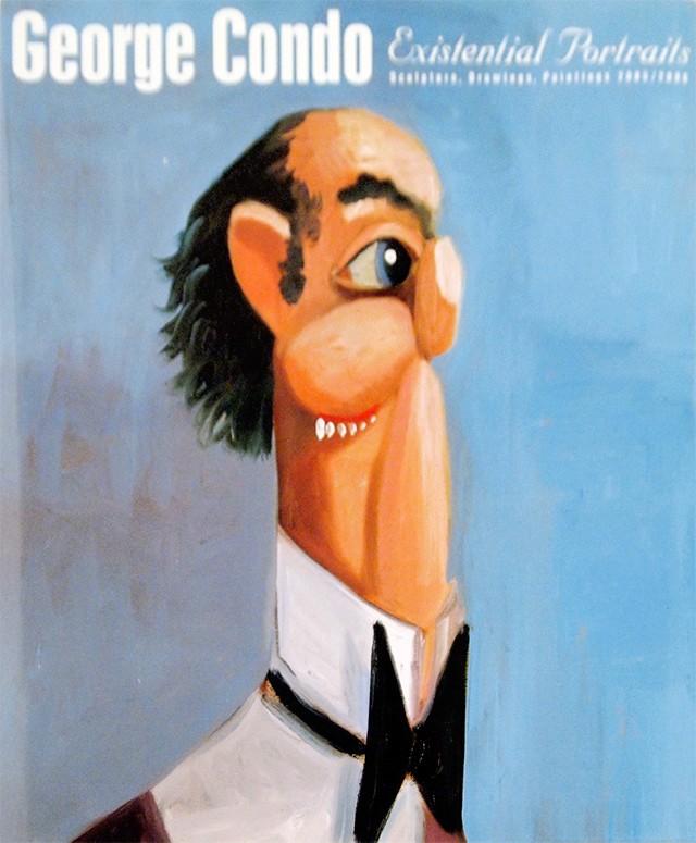 Existential Portraits | ジョージ・コンド George Condo 作品集