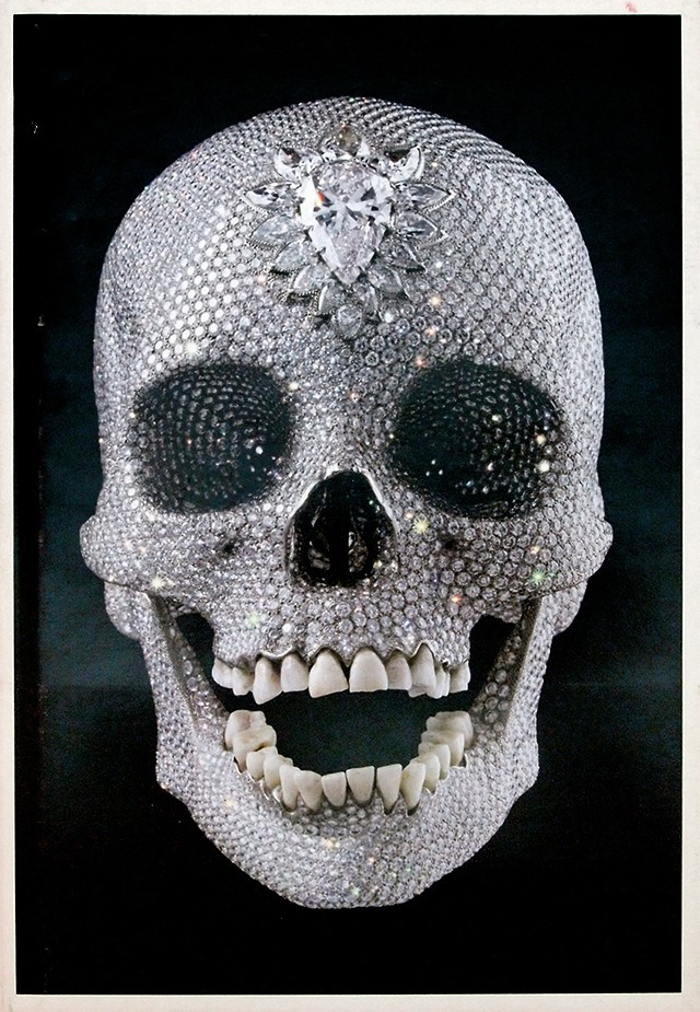 For the Love of God: The Making of the Diamond Skull | Damien Hirst