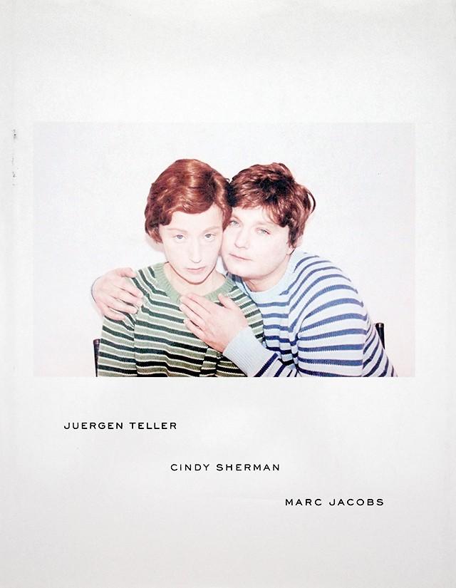 Juergen Teller, Cindy Sherman, Marc Jacobs | ユルゲン・テラー、シンディ・シャーマン、マーク・ジェイコブス 写真集