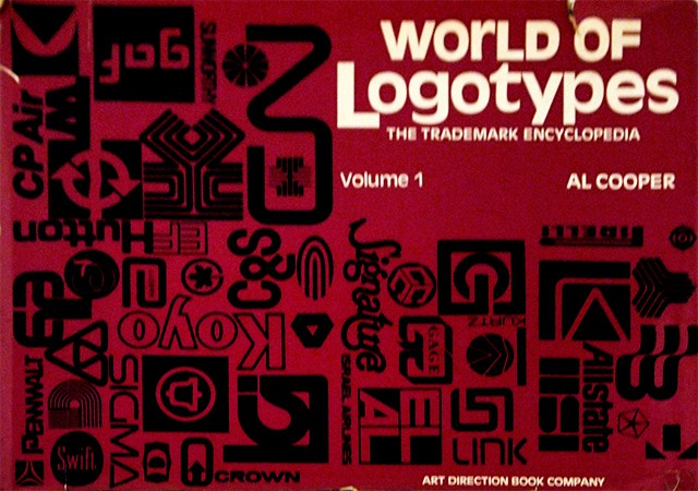 World of Logotypes: Trademark Encyclopedia, Vol. 1 | Al Cooper