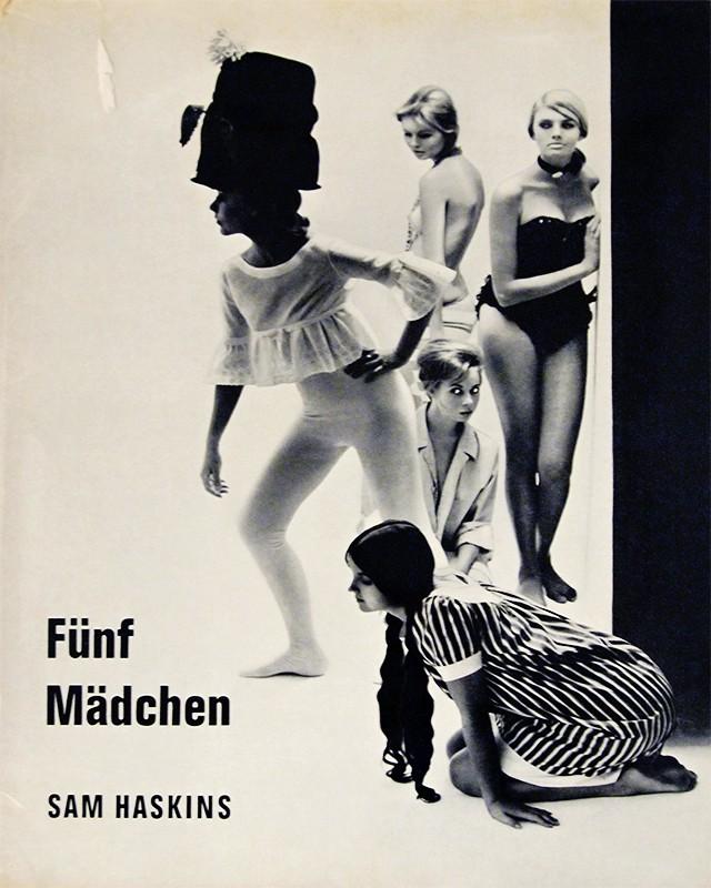 サム・ハスキンス Sam Haskins 写真集 | Funf Madchen Five Girls