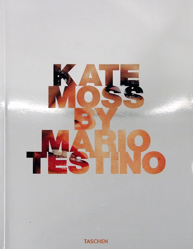 マリオ・テスティーノ 写真集 | Kate Moss by Mario Testino