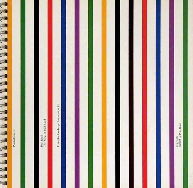 The Works of Paul Rand | ポール・ランド 作品集