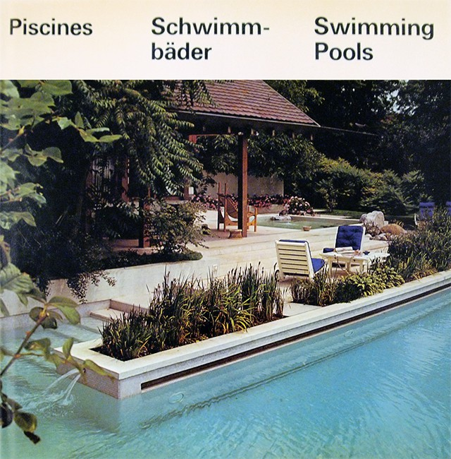 Piscines/Schwimmbader/Swimming Pools | Jacques Debaigts