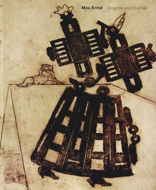 Max Ernst: Graphik Und Bucher/Prints and Books | マックス・エルンスト 作品集