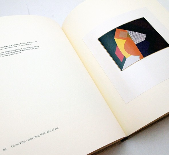 Werke vor 1960 - Oeuvres avant 1960 | Gottfried Honegger ゴットフリート・ホネガー