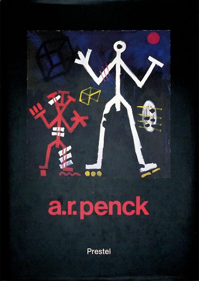 A. R. Penck | A.R.ペンク 作品集
