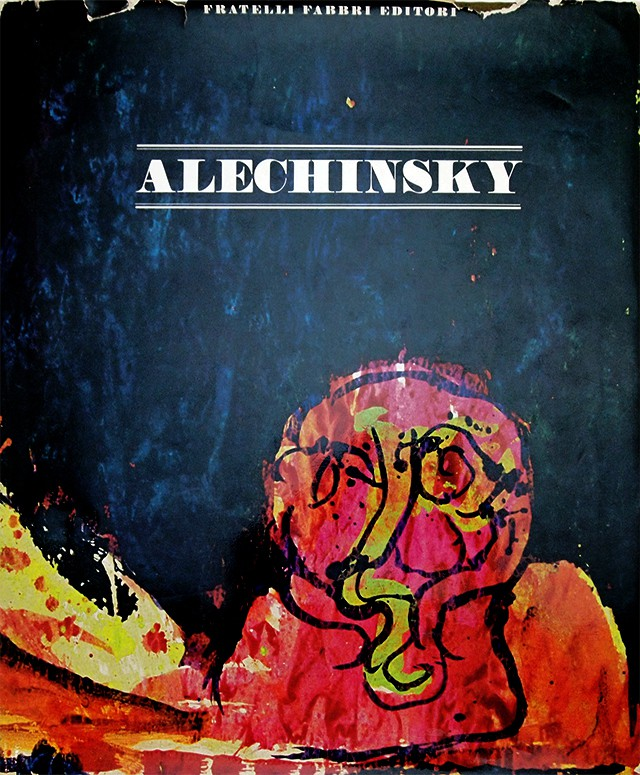 Alechinsky | ピエール・アレシンスキー 作品集