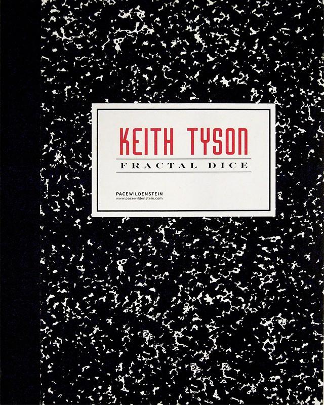 Keith Tyson: Fractal Dice | キース・タイソン 作品集